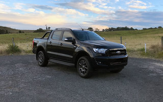 2017 Ford Ranger FX4 Special Edition review