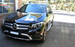 2016 Mercedes-Benz GLC250d review