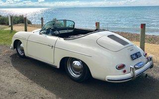 1955 Porsche 356 Speedster review