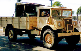 1945 Ford F60 Blitz 4x4 review