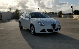 2013 Alfa Romeo Giulietta 1.4 review