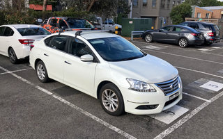 2013 Nissan Pulsar ST-L review