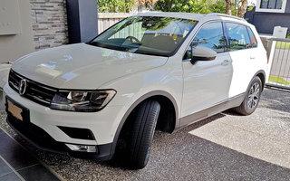 2017 Volkswagen Tiguan 110 TSI Comfortline review