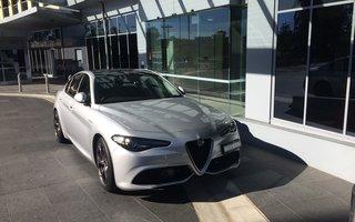 2017 Alfa Romeo Giulia Veloce Review Caradvice