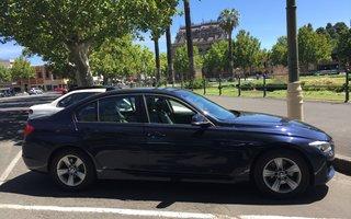 2014 BMW 316i review