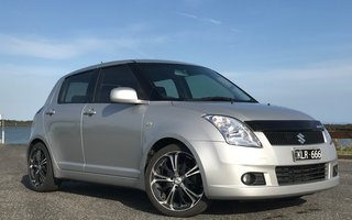 2007 Suzuki Swift S review