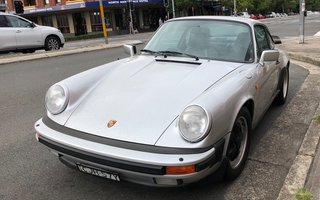 1989 Porsche 911 Carrera review
