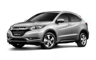 2015 Honda HR-V VTi-S review