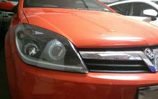 2007 Holden Astra SRi review