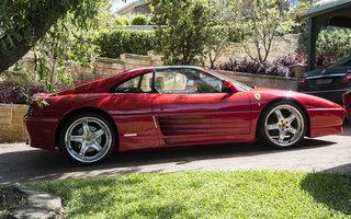 1993 Ferrari 348 TS review