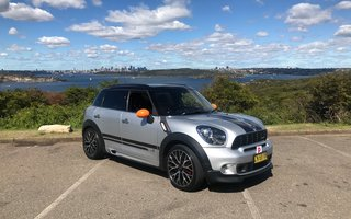 2013 mini cooper jcw all4 countryman review | caradvice