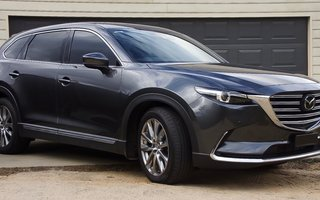 2016 Mazda CX-9 Azami (FWD) review