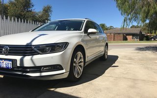 2016 Volkswagen Passat 140TDI Highline review