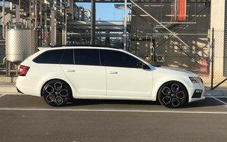 2018 Skoda Octavia RS245 review