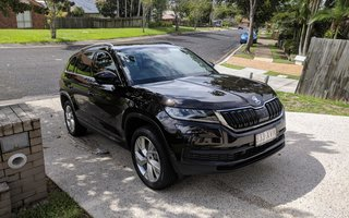 2018 Skoda Kodiaq 140TDI (4x4) review