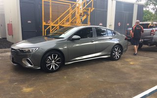2018 Holden Commodore RS review