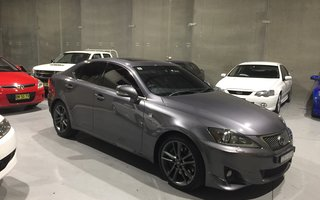 2011 Lexus IS350 F Sport Review