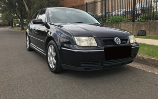 2002 Volkswagen Bora V6 4Motion Sport review