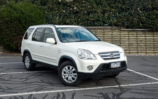 2006 Honda CR-V (4x4) Sport review