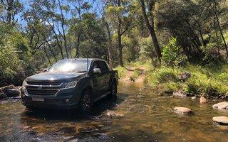 2017 Holden Colorado LTZ (4x4) review