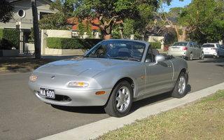 1989 Mazda MX-5 review | CarAdvice