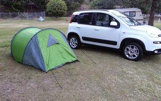 2015 Fiat Panda Trekking review