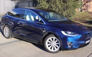 2018 Tesla Model X 100d review