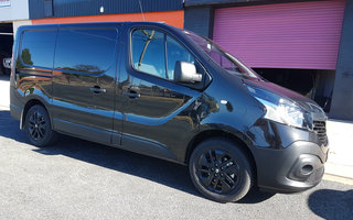 2018 Renault Trafic SWB review