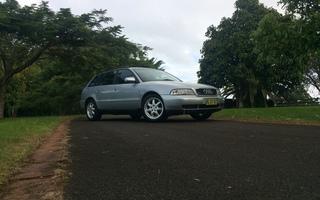 1999 Audi A4 1.8 Turbo Quattro Avant review