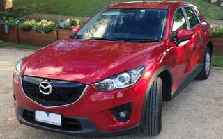 2014 Mazda CX 5 Maxx Sport (4x2) Review