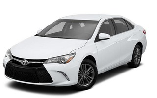 2017 Toyota Camry Altise review