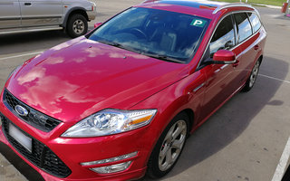 2013 Ford Mondeo Titanium TDCi review