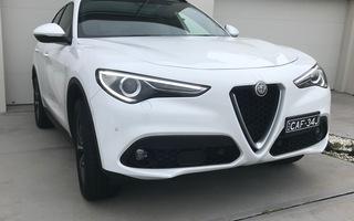 2018 Alfa Romeo Stelvio First Edition review