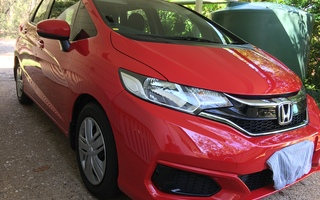 2017 Honda Jazz VTi review