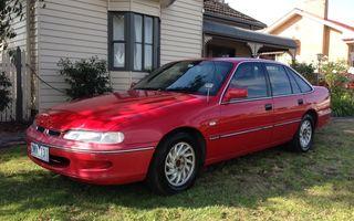 1996 Holden BERLINA Review