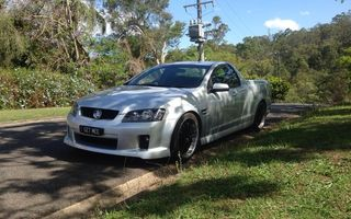 2008 Holden Commodore Review