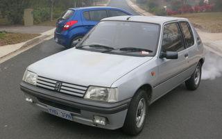 1992 Peugeot 205 Review