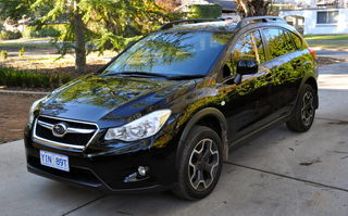 2013 Subaru XV Review