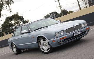 1996 Jaguar XJR Review