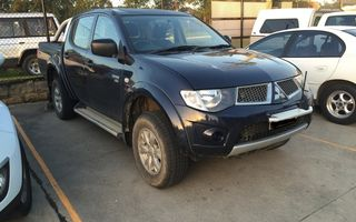 2008 Mitsubishi Triton Review