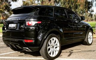 2015 Range Rover Evoque Review