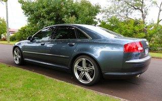 2004 Audi A8 Review