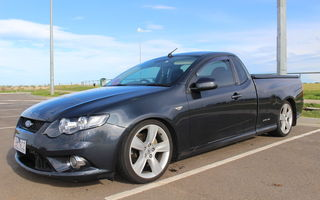 2011 Ford Falcon Review