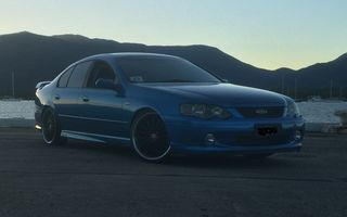 2004 Ford Falcon Review