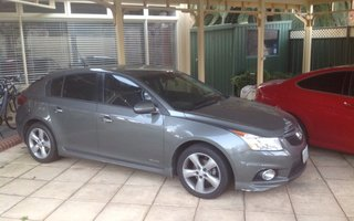 2013 Holden Cruze Review