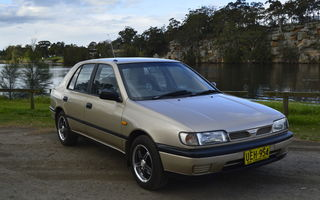 1993 Nissan Pulsar Review