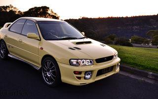 2000 Subaru Impreza Review