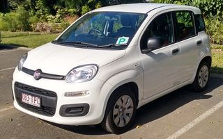 2013 Fiat Panda Review
