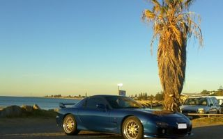 1999 Mazda RX7 Review