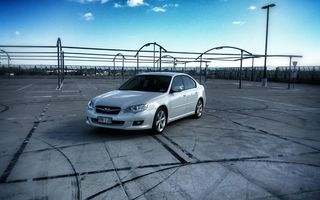2007 Subaru Liberty Review